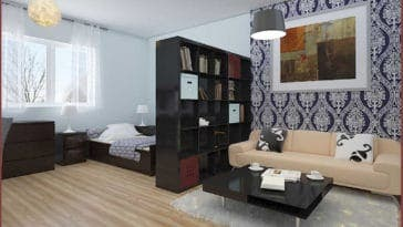 7 idées d'aménagement pour les petits appartements
