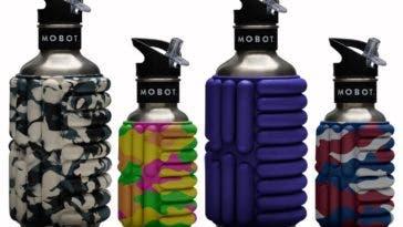 L'accessoire à ne pas louper : la bouteille rouleau de massage