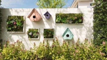 Le jardin vertical a le vent en poupe
