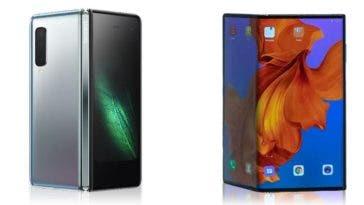 Samsung et Huawei nous sortent des Smartphones pliables