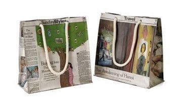 Comment recycler vos vieux papiers journal